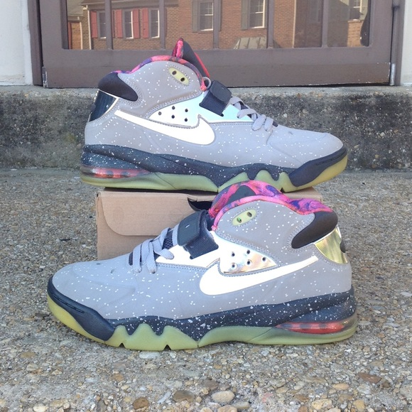 16660acde9b22 Nike Shoes | Air Force Max Prm Qs Area 72 | Poshmark